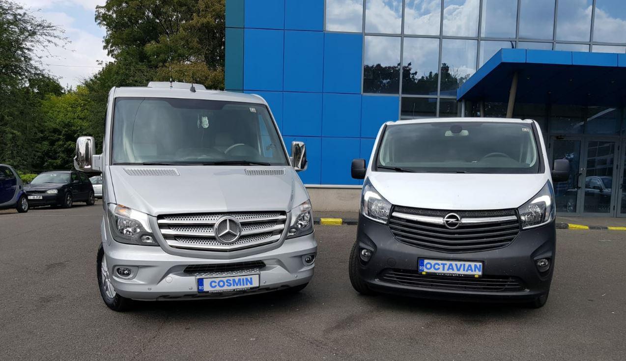 transport persoane Bucuresti Austria