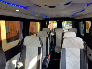 microbuz transport persoane Romania Germania